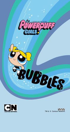 Bubbles, she is the joy and the laughter Cartoon Wallpaper Iphone, Iphone Background Wallpaper, Cute Cartoon Wallpapers, Galaxy Wallpaper, Aesthetic Iphone Wallpaper, Girl Wallpaper, Wallpapers Android, Power Puff Girls Z, Super Nana
