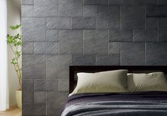 Room Wall Tiles, Guest Room, Building A House, Tile Floor, Bedroom Decor, Architecture, Interior, Furniture, Design