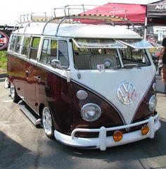 VW Deluxe Micro Bus