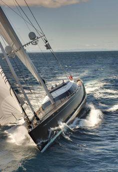 Kokomo | Alloy Yachts | Christian Liaigre | Philippe Briand