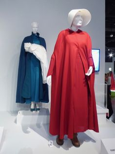 The Handmaid's Tale costumes