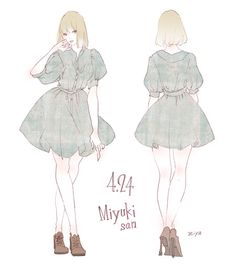 miya's Illustration