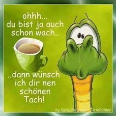 tomorrow, all already awake- morgen,alle schon wach I wish you a nice day - Good Morning Funny, Good Morning Good Night, Morning Humor, Happy Birthday Meme, Red Butterfly, Coffee Quotes, Some Words, Happy Saturday, Cool Pictures