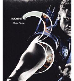 [gif] Hawkeye