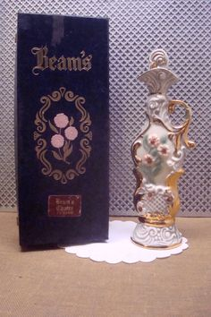 Jim Beam Decanter Beam's Choice by RCOLLECTIBLES on Etsy