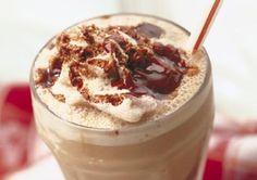 Mocha Frappe -- ahhhh, caffeine