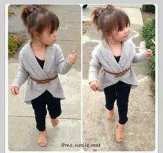 Moda niña