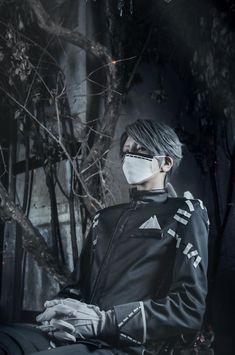 Twitter Cosplay Boy, Cosplay Anime, Cosplay Costumes, Anime Oc, Otaku Anime, Best Cosplay Ever, L Death Note, Ninja Girl, Identity Art