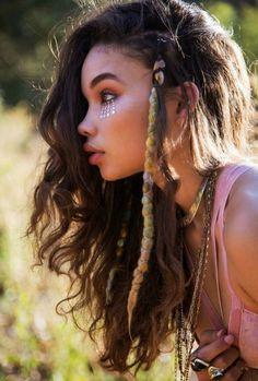 Beauty Tricks//Embrace Your Inner Mermaid on Ashley Moore