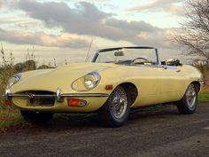 Jaguar E-Type 4.2 Roadster 1968