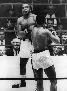 On February 25, 1964, Muhammad Ali, then still known as Cassius Clay, fought Charles Sonny Liston for the world heavyweight title in Miami, Florida.