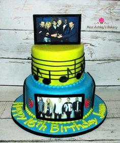Pentatonix Cake!