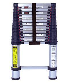 Foot Telescoping Aluminum Ladder Type I Professional Series by Xtend & Climb Aluminium Ladder, Aluminium Alloy, Best Ladder, Rv Hacks, Life Hacks, Construction, Type I, Rv Life, Ideas