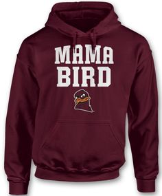 Virginia Tech Hokies Official Apparel - this licensed gear is the perfect clothing for fans. Makes a fun gift!