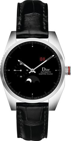La Cote des Montres : La montre Dior Chiffre Rouge C03 phase de lune - Réinterprétée au prisme de l'univers et des codes Dior Homme