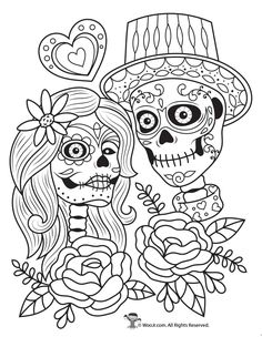 Moon - Printable Adult Coloring Page from Favoreads (Coloring book pages for adults and kids, Coloring sheets, Colouring designs) See our collection of flower coloring pages for adults printable. find out in the gallery below. Shape Coloring Pages, Skull Coloring Pages, Heart Coloring Pages, Printable Adult Coloring Pages, Flower Coloring Pages, Coloring Pages For Kids, Coloring Books, Kids Coloring, Free Halloween Coloring Pages