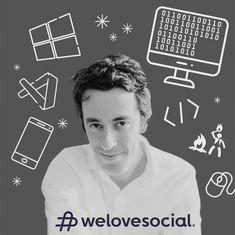 5 anos. 5 elementos de equipa. Conheçam mais sobre nós e os nossos serviços em welovesocial.pt/   📷 Vasco Ferraz de Oliveira, Tech Lead da We Love Social   #TeamWork #5Anos #5ElementosDeEquipa #Serviços #WeAreFamily #WeLoveSocial Innovation, Public, Social Media, Digital, 5 Years, Olive Tree, Getting To Know, Social Networks, Social Media Tips