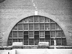Hamilton, Ontario Armory window