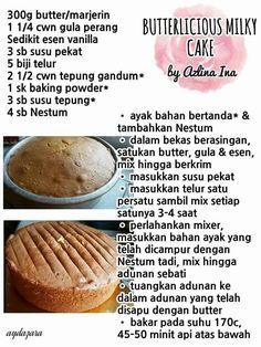 Kek coklat lembap | Airtangan Azlina Ina | Pinterest ...