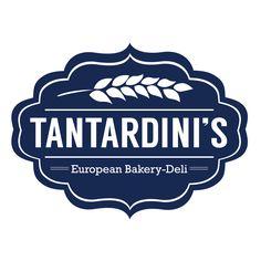Tantardini's Bakery Logo - Brady Kennedy