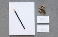#design #brand #branding #identity #stationery #stitch #design #co