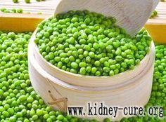 Можно ли есть зеленые бобы при хронической болезни почек (ХБП)?