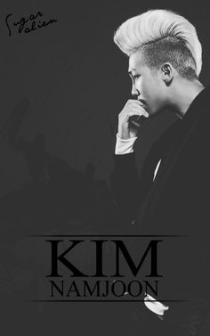 OMG!!!  #rapmonster #kimnamjoon