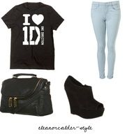 One Direction Outfit Eleanor Calder Inspired xx