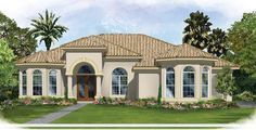 Yep...AR Homes...my dream home... The St. Augustine VI...lanai...leisure room...pool...spa...Just needs a staff!