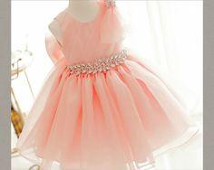 Flower Girl Dress, New Orange Birthday Dress, Light Baby Girl Party Dresses, Birthday Dresses, Little Girl Dresses, Baby Dress, Flower Girl Dresses, Dress Girl, Orange Bridesmaid Dresses, Homecoming Dresses, Wedding Dresses