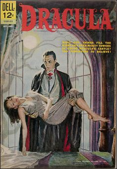 Dracula 1962,love the art work