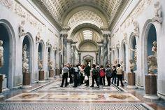 museum in vatican rome italy