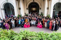 A beautiful Sri Lankan wedding experience - http://www.classicweddinginvitations.com.au/sri-lanka-wedding/