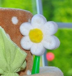 Pinterest towel animals wash cloth flowers and cakes baby showers