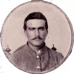 Sgt. John Pickens Barlow Co. A, the Caldwell Rough and Ready Boys, 22nd NC State Troops, 12th NC Volunteer Infantry
