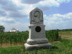 East Cavalry Field Gettysburg National Military Park, Fire, History, Historia