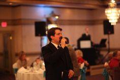 Something New Entertainment's Master of Ceremonies Justin Herman.  www.SomethingNewEntertainment.com