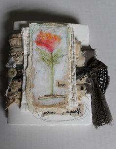 Nellie's Journals: Love mini journal