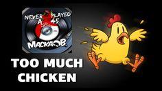 One for the vegetarians... Macka B - Too Much Chicken   #mackab #toomuchchicken #reggae #pigletandtheogre pigletandtheogre@gmail.com