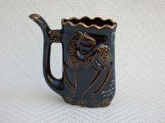 Soviet vintage sipping cup mineral water by VintageCollageFinds