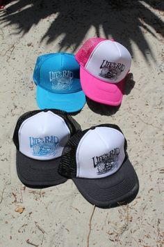 1e230a74cedc7 Backside Surfer Trucker Hat. Rad ...