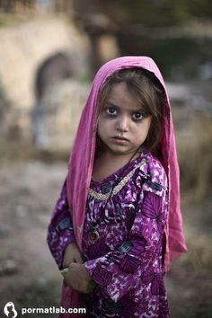 An Afghan refugee child stands in a slum where she and her family lives, on the outskirts of Islamabad, Pakistan, Friday, Sept. Beautiful Smile, Beautiful Children, Sad Child, Indus Valley Civilization, Bless The Child, Afghan Girl, Photo Sketch, Central Asia, Afghanistan