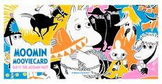 Moomin.com - Moomin MoovieCard video postcards are here!