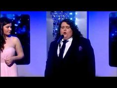 Just listen!!!!  Absolutely beautiful!!! Jonathan & Charlotte - Il Mondo È Nostro (Live This Morning)