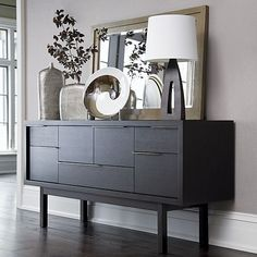 Pearse Large Sideboard in Dining, Kitchen Storage | Crate and Barrel