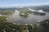 "Another view of the ""Lake Of The Ozarks"". Well worth having a timeshare property there."