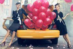 Ph Steven Meisel for Vogue US Feb 2009