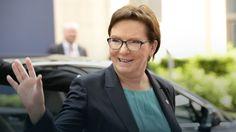 Ewa Kopacz Prime Minister of Poland
