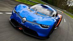 Renault bringt den Alpine zurück  Credit: Hersteller / Renault