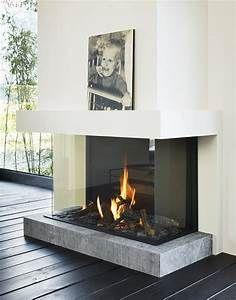 Model 16 Three Sided Fireplace | Wallpaper Cool HD